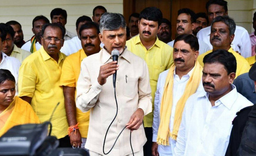 TeluguStop.com - AP Assembly Winter Sessions: CBN And 12 Others Suspended-General-English-Telugu Tollywood Photo Image