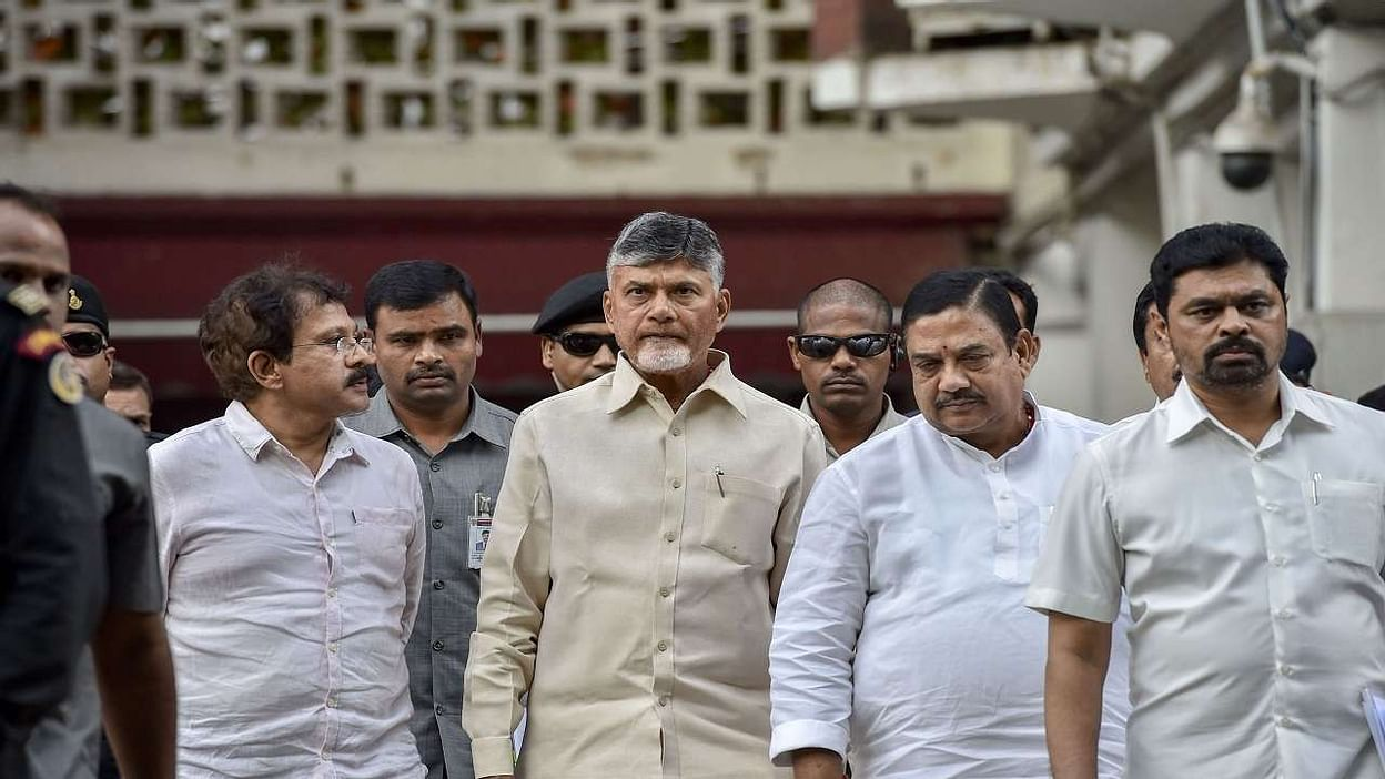 TeluguStop.com - Ap Assembly Winter Sessions: Cbn And 12 Others Suspended