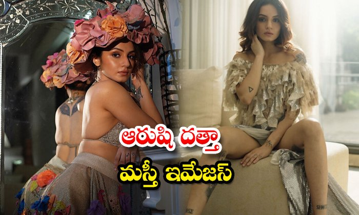 Actress Aarushi Dutta glamorous images sweeping the internet-ఆరుషి దత్తా మస్తీ ఇమేజస్