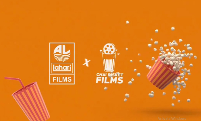 TeluguStop.com - Chai Bisket & Lahari Films Join Hands To Produce Films-Latest News English-Telugu Tollywood Photo Image