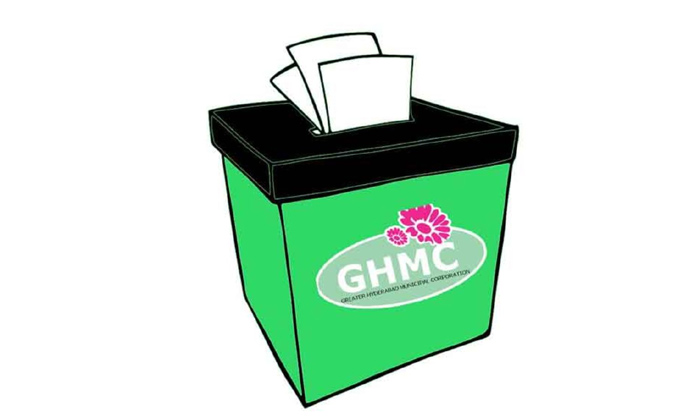 Telugu Bandi Sanjay, Bjp, Congress, Elections, Ghmc, Kcr, Ktr, Mim, People, Revanth, Tdp, Voters, Voting-Political