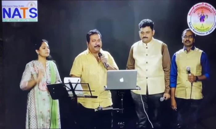 TeluguStop.com - సెయింట్ లూయిస్ లో టిఎఎస్ తో కలసి నాట్స్ దీపావళి వేడుకలు-Latest News - Telugu-Telugu Tollywood Photo Image