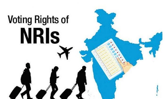 Telugu Assam, Corona Epidemic, Etpbs (electronic, Kerala, Nri Votes, Tamil Nadu, Transmitted Postal Ballot System), West Bengal-Telugu NRI