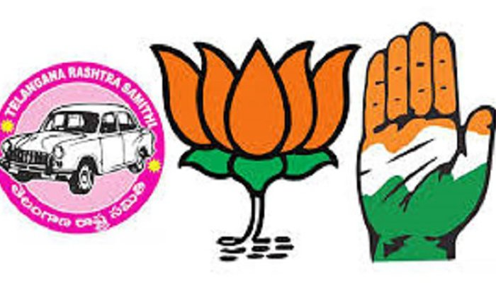 Telugu Bjp, Bjp Joinings, Corporate Positions, Ghmc, Ghmc Elections, Other Political Leaders Interested To Join In Bjp, Political Future, Telangana, Telangana Politics, Trs, Trs Leaders-Telugu Political News