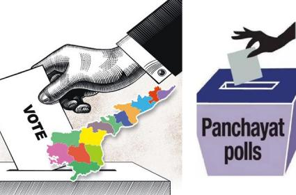 TeluguStop.com - Postpone Panchayat Elections: Ap Government Cites Covid-19 Rule