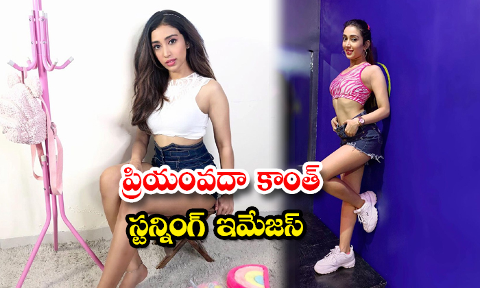 Priyamvada Kant Spicy Images Will Make Your Heart Beat Faster-ప్రియంవదా కాంత్ స్టన్నింగ్ ఇమేజెస్
