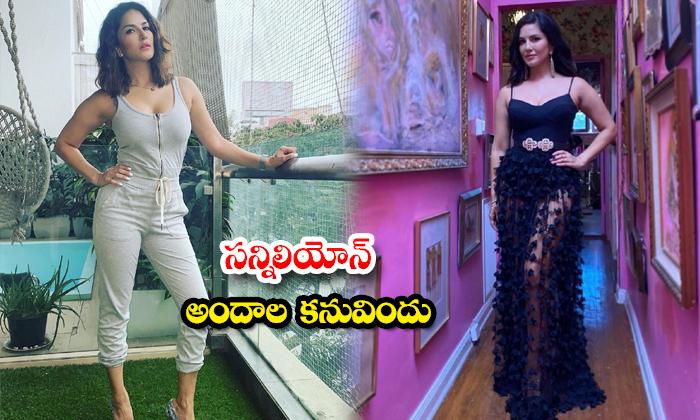 Stunning beauty Sunny Leone amazing pictures-సన్నిలియోన్ అందాల కనువిందు