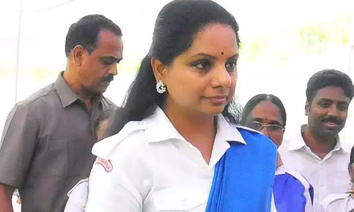 TeluguStop.com - అక్కడ ఇక్కడ ఓటు… కవితపై అనర్హత వేటు వేయాలి-Latest News - Telugu-Telugu Tollywood Photo Image