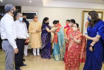 TeluguStop.com - After Getting ticket' To Legislature, Urmila Matondkar Joins Shiv Sena-Latest News English-Telugu Tollywood Photo Image