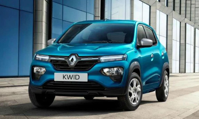 Telugu Bumper Offer, Buy This Car, Only Rs.144 Per Day, Renault At Emi, Renault Kwid Car-Latest News - Telugu