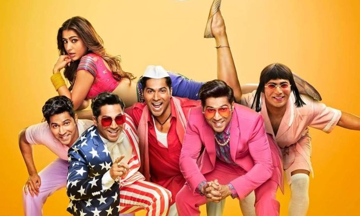 Telugu Angry, David, Sara Ali Khan, Varun Dawam-Movie