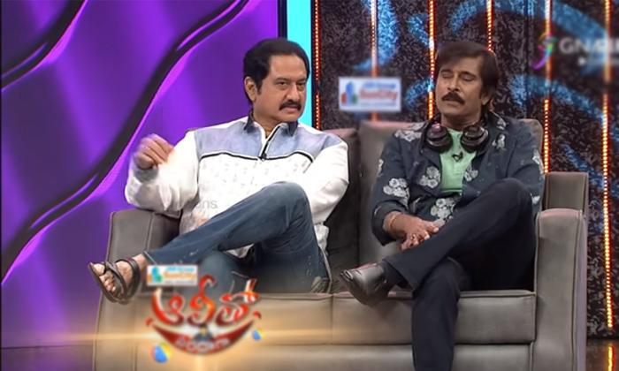 Telugu Ali, Alitho Saradagaa, Bhanuchandar, Rajashekhar, Sai Kumar, Suman-Latest News - Telugu