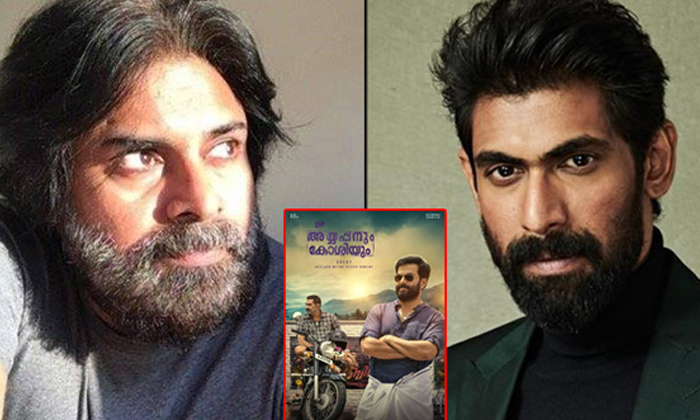 TeluguStop.com - 'ayyappanum Koshiyum' Telugu Remake From Jan 3rd Week