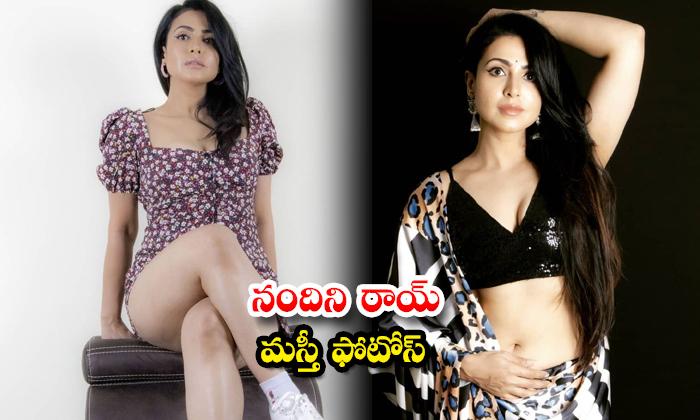 Hot beauty Nandini Rai Stunning images-నందిని రాయ్ మస్తీ ఫొటోస్