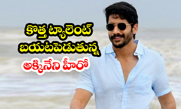 TeluguStop.com - Naga Chaitanya New Talent In Love Story Movie