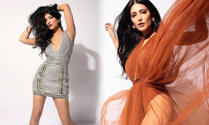 Stunning Beauty Shruti Haasan Gorgeous Images-telugu Actress Hot Photos Stunning Beauty Shruti Haasan Gorgeous Images - High Resolution Photo