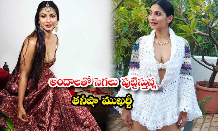 Tanishaa Mukerji beautiful looks are winning the internet-అందాలతో సెగలు పుట్టిస్తున్నతనీషా ముఖర్జీ