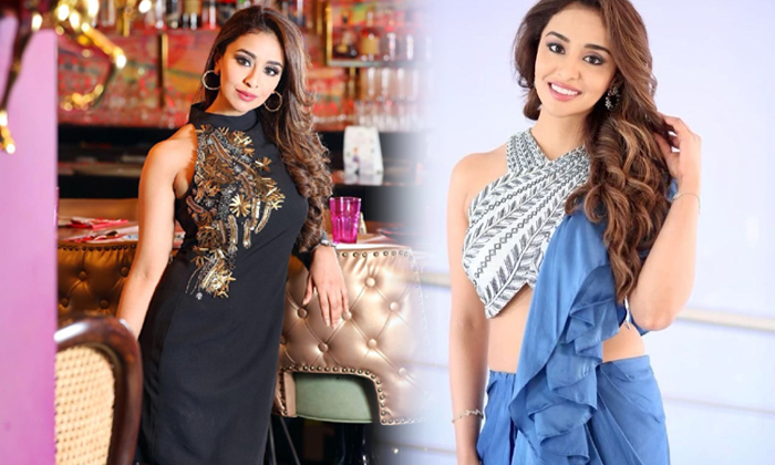 These Stunning Pictures Of Musskan Sethi Heads Turn On The Internet-telugu Actress Hot Photos These Stunning Pictures Of High Resolution Photo