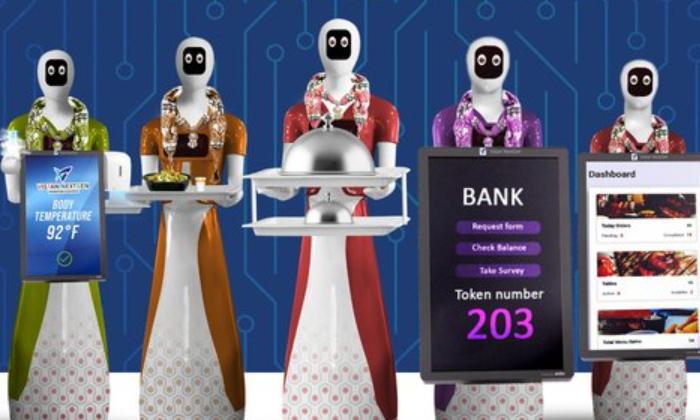 Telugu 2022, Health Care, Restaurant Banking, Robots For Rent, Scientists, Vistan Next Gen Provides Robots For Rent-Technology Telugu