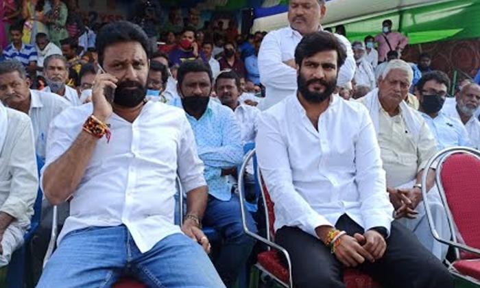 Telugu Byreddy Sidhartha Reddy, Kodali Nani, Ys Jagan, Ysrcp-Telugu Political News