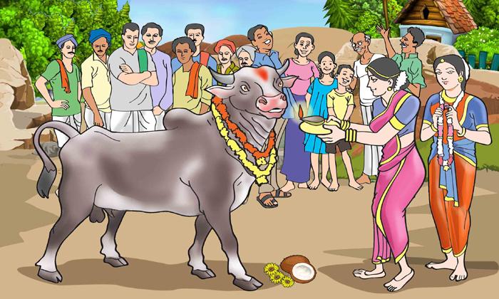 TeluguStop.com - సంక్రాంతి పండుగ రోజు ముఖ్యంగా చేయాల్సిన పనులు ఇవే..-Latest News - Telugu-Telugu Tollywood Photo Image