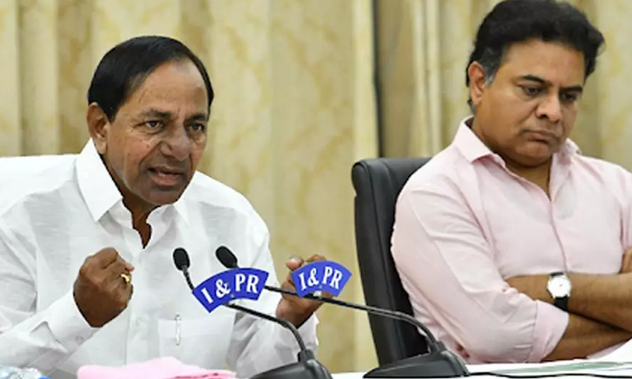 TeluguStop.com - మార్చిలో కేటీఆర్ కు పట్టాభిషేకం-Latest News - Telugu-Telugu Tollywood Photo Image