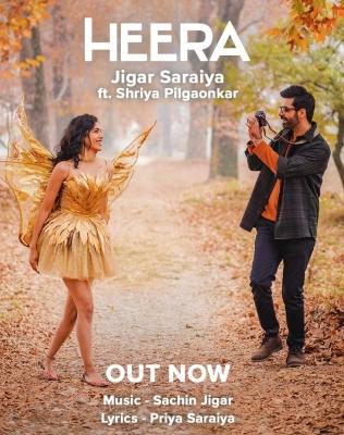 TeluguStop.com - Video Of Sachin-Jigar's Latest Single Heera Captures Beauty Of Kashmir-Cinema/ShowBiz News-Telugu Tollywood Photo Image
